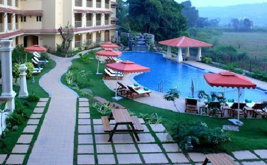 Ambika hotel goa panjim inn reviews photos rate comparison tripadvisor for Resorts in goa with private swimming pool