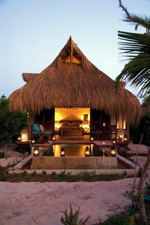 Benguerra Island, Μοζαμβίκη: Infinity Beach Villa