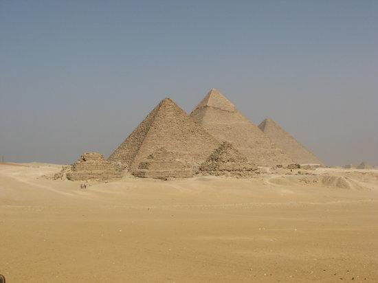 Barcelo Cairo Pyramids : amazing