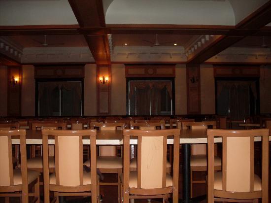 Hotel Dreamland : DINING HALL