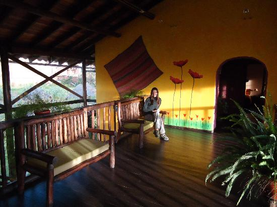 La Casa de Barro Lodge & Restaurant: Disfrutando cada rincón...