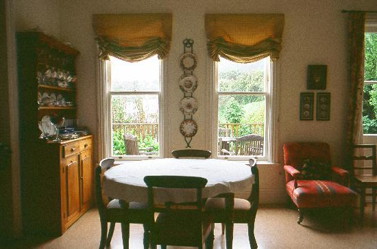 Booklovers Bed and Breakfast: victorian charm