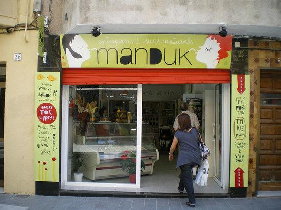 Manduk : The store