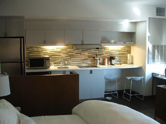Lone Tree, โคโลราโด: Kitchen included