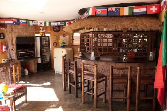 Casa Velha Guesthouse: The bar
