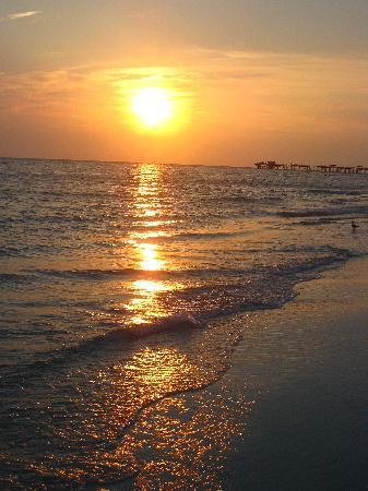 North Redington Beach, Floride : Sunsets were great
