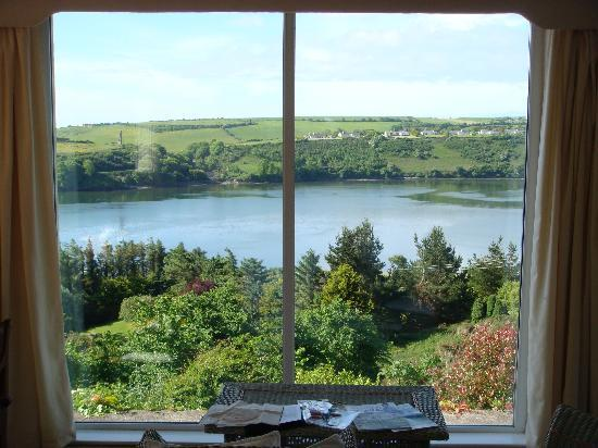 Rocklands House Bed and Breakfast: Breakfast Room View