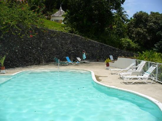 Fern Hill Club Hotel and Villa Resort: Upper pool