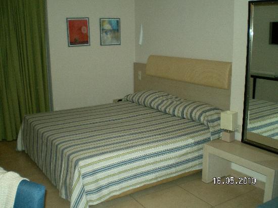 Sitia Beach City Resort & Spa: unser Zimmer