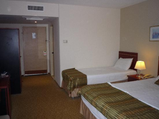 Tusan Beach Resort: Double room