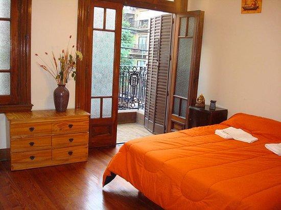 Petit Recoleta Hostel: Habitación Doble Matrimonial