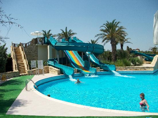 Barut Lara Larger Water Slides