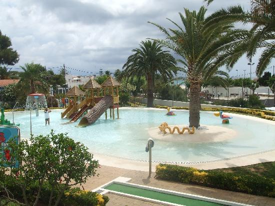 Occidental Menorca : water park