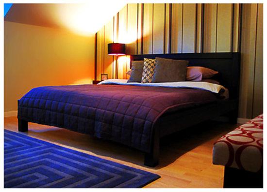Kapital Inn: Deluxe room