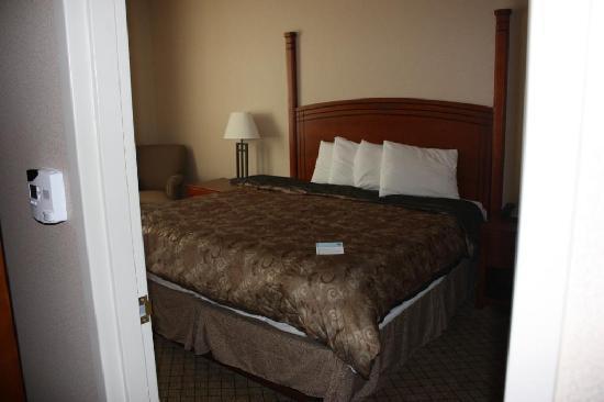 ستاي بريدج سويتس تورونتو ميسيسوجا: Bedroom