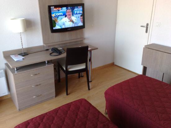 Coin bureau tv picture of sejours et affaires les rives gex