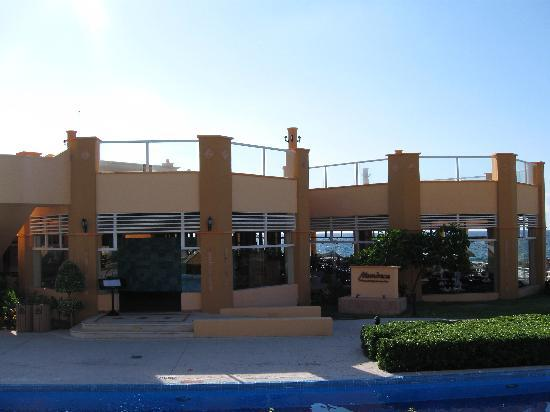Hard Rock Hotel Riviera Maya: Mundaca - a very nice restaurant