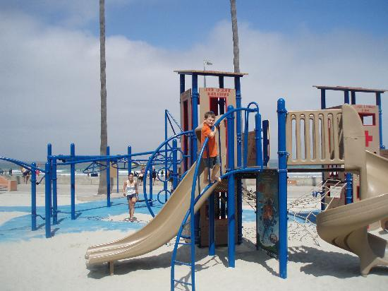 Hotel La Jolla Curio Collection By Hilton Ss Playground