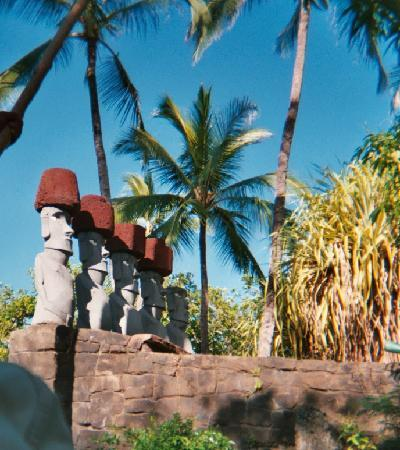 how to get from honolulu to polynesian culture center