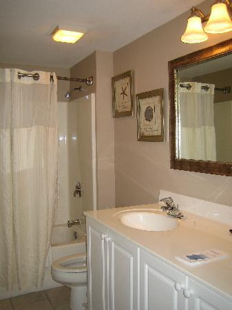 Riverview Suites: Bathroom