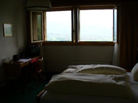 Hotel Landhaus : Our room