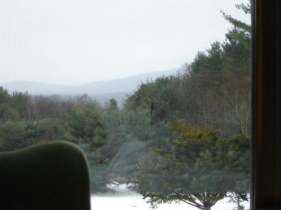 Wheatleigh: Beautiful location