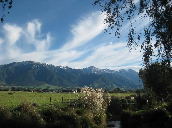 Admiral Creighton Bed & Breakfast: Beautiful Kaikoura