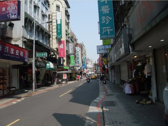 Photo of Tourist Attraction Yongkang Street at 大安區永康街, Taipei, Taiwan