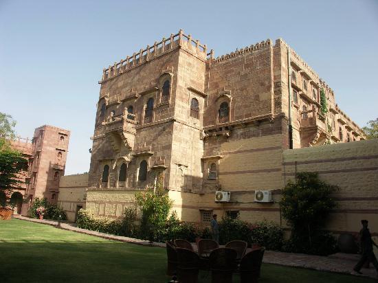 Fort Chanwa : Hôtel (intérieur)