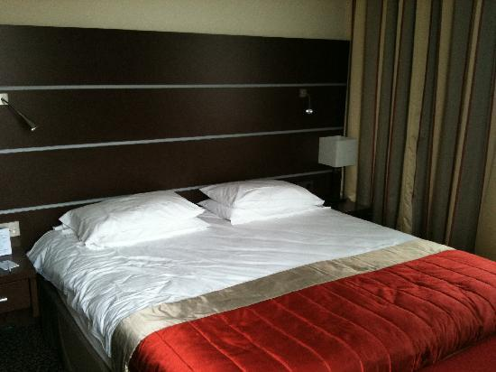 Hotel Bristol : Double room of Family Suite