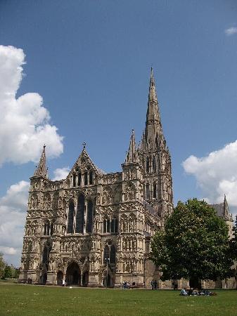 Salisbury, UK: 外観