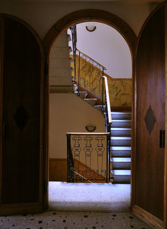 Locanda ai Bareteri: Stairs