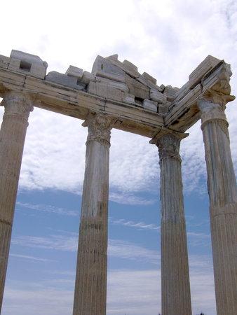 Colakli, Turquie : ruins
