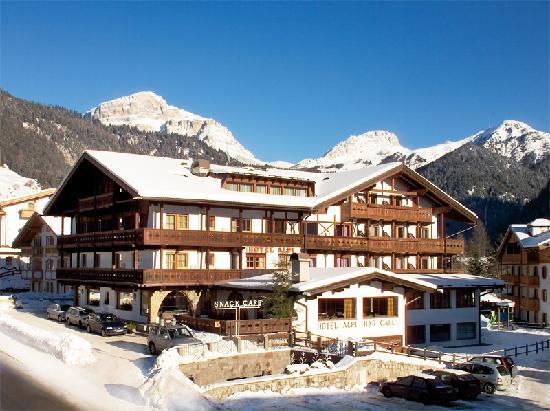 Campitello di Fassa , Italia: Hotel Alpi