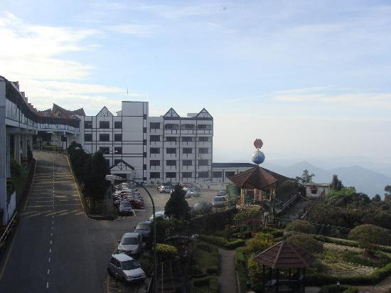 Genting View Resort: Hotel View