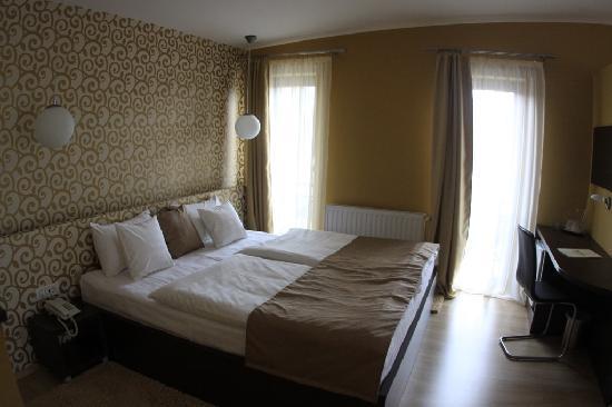 Ramina Hotel & Restaurant: apartament