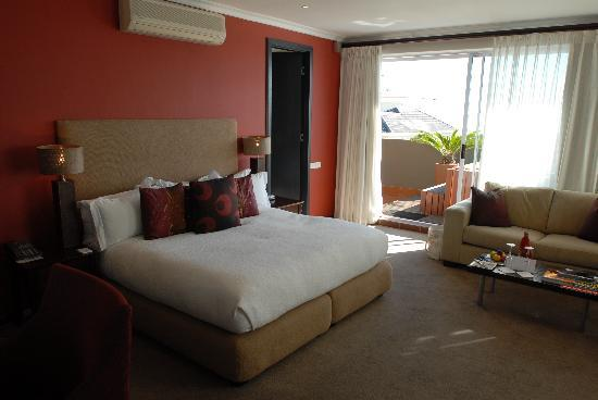 O on Kloof Boutique Hotel & Spa: Bedroom