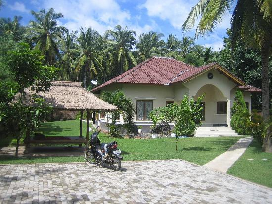 Yuli's Homestay: the house