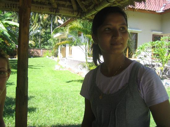 Yuli's Homestay: the owner