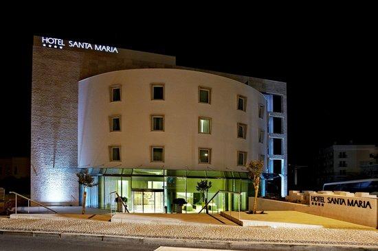 هوتل سانتا ماريا: Exterior view