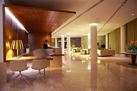 Santa Maria Hotel -- Fatima: Lobby