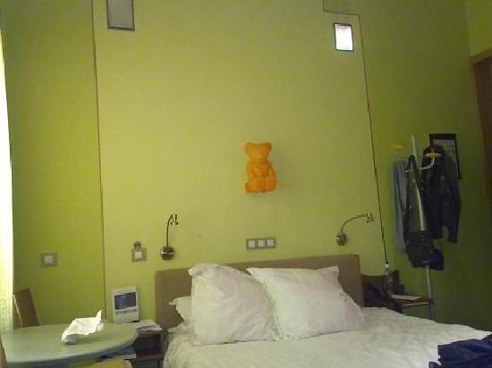 Hotel Salvators: room 8