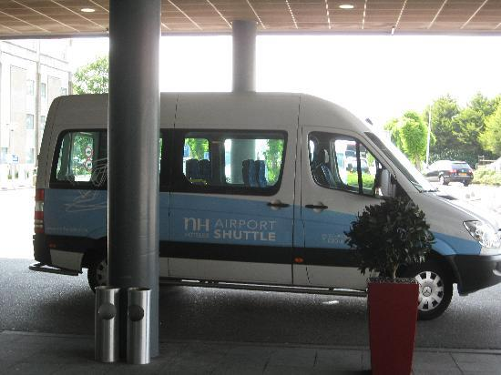 NH Amsterdam Schiphol Airport: The NH Shuttle