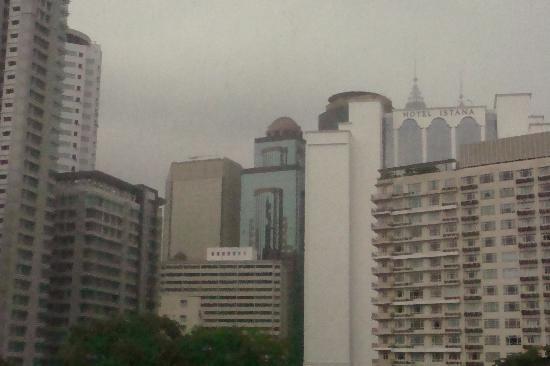 Replica Inn - Bukit Bintang : view from the window