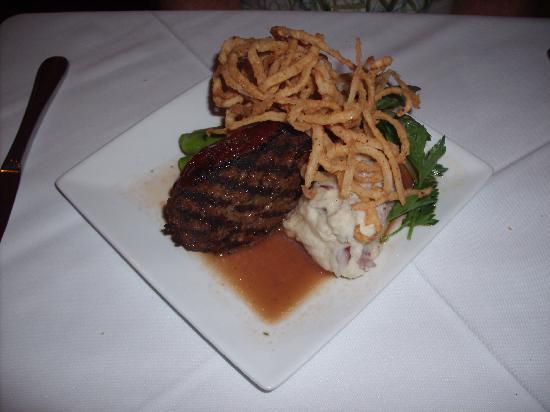 Michaels Restaurant: the meatloaf