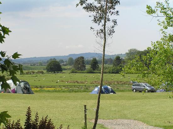 Donard, Ireland: view