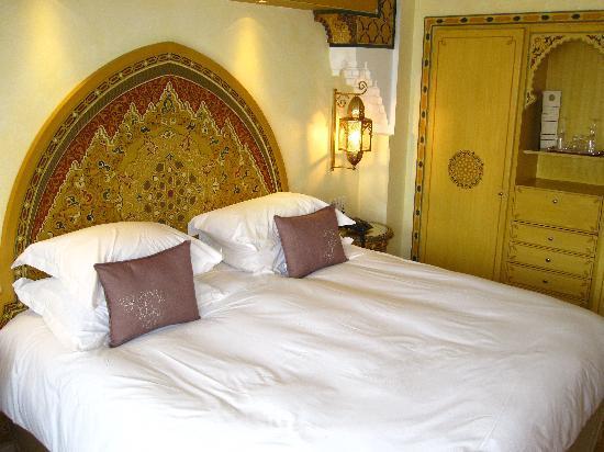 Sofitel Fes Palais Jamai: Unser Zimmer