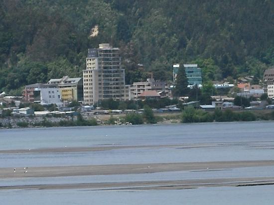 Concepcion, Chili: Concepción: Bio Bio un Pazifik
