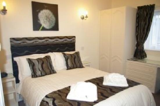 The Berwick: One of our newly refurbished first floor double bedroom