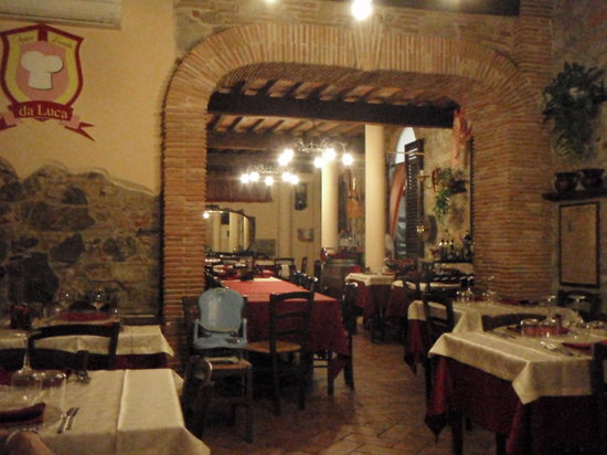 Antica Locanda da Luca : Great atmosphere!